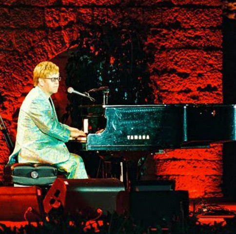 Sir Elton John – a story from way back