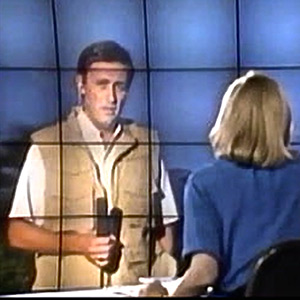 Sadler's live appearance on ABC of America's ''Primetime Live'' show in 1989 with Diane Sawyer and Sam Donaldson